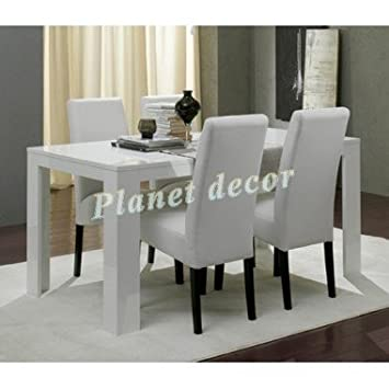 Table de repas PISA Blanc 190 cm