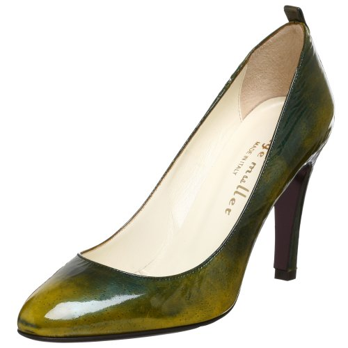 Bettye Muller Women's Topcoat Pump - Free Overnight Shipping & Return Shipping: Endless.com :  designer shoes pumps pump heel