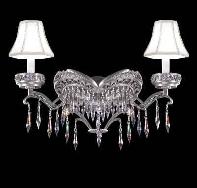 94342S22-55 IMPERIAL Crystal Wall Sconce deal 2016