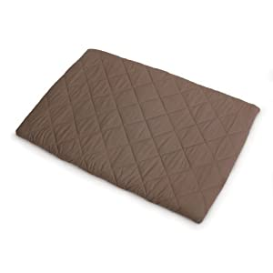 Graco Pack 'n Play Quilted Playard Sheet, Arden Brown