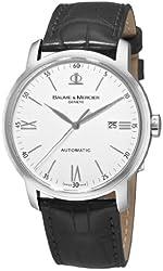 Baume & Mercier Men's 8592 Classima Automatic Leather Strap Watch