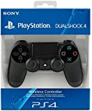 Sony Mando inalámbrico DualShock 4 para PlayStation 4 - Color negro