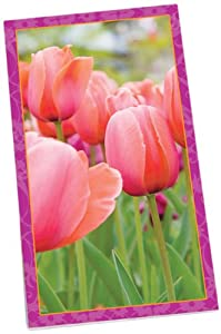 Tulips Bridge Score Pad