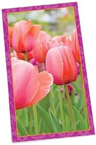 Tulips Bridge Score Pad