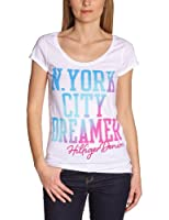 Hilfiger Denim - T-Shirt - Imprimé - Femme