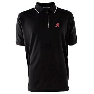 Arizona Diamondbacks Elite Polo Shirt (Team Color) by Antigua