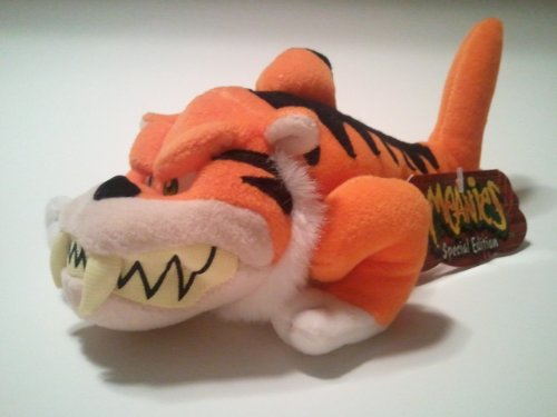 Meanies Exclusive Tigershark Captain Crunch Mail-away - 1