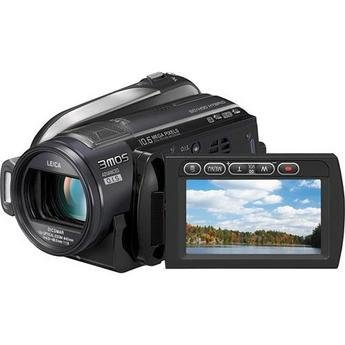 Panasonic HDC-HS250-K Hard Drive High Definition Camcorder (Black)