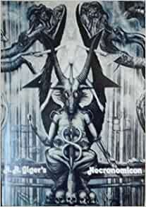 H.R. Giger's Necronomicon: H.R. Giger, over 100 color & b ... H.r. Giger Necronomicon