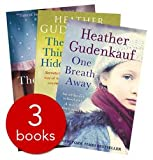 Heather Gudenkauf Heather Gudenkauf 3 Books Collection (One Breath Away, These Things Hidden, The Weight of Silence) RRP £23.97