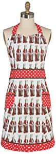Coca-Cola presented by Now Designs Coca-Cola Bottle Rocket Betty Apron