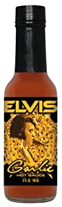 24 Pack Hsh Elvis Garlic Hot Sauce from Hot Sauce Harry's