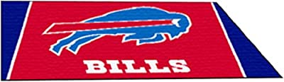 Fan Mats Buffalo Bills 4X6 Rug