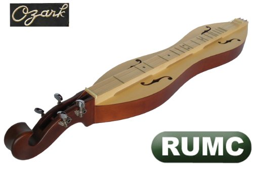 Ozark Appalachian Dulcimer with Solid Spruce Top