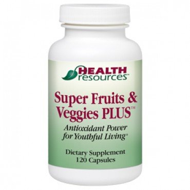 Super Fruits & Veggies Plus