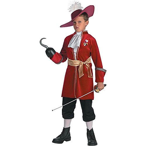 Disney Captain Hook Kids Costume