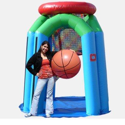 Giant Basketball Hoop