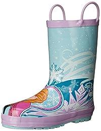 Western Chief Girls' Frozen Elsa and Anna Umbrella