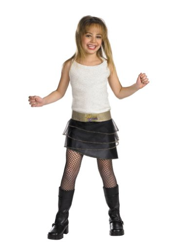 Hannah Montana Quality Costume 10-12 Kids Girls Costume