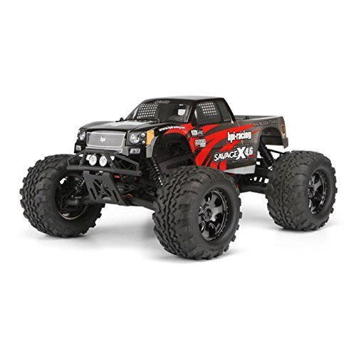 GT-3 Truck Body: Savage X by HPI Racing