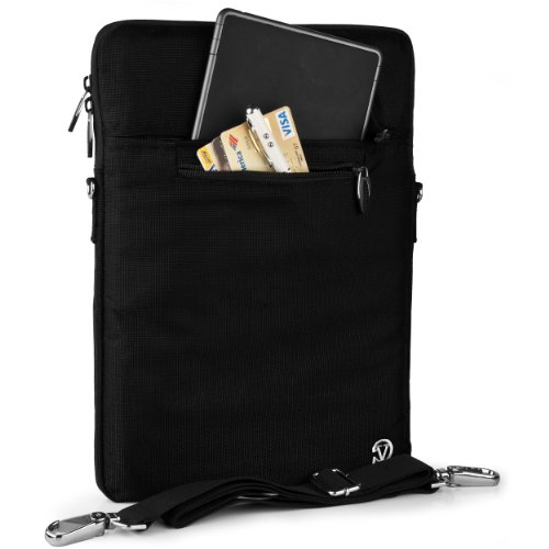 Vangoddy Hydei Padded Carrying Case For 11.6 To 13.3 Inch Ultrabook (Black) front-119222