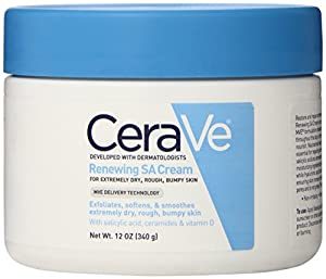 CeraVe SA Renewing Cream, 12 Ounce