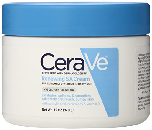 CeraVe Renewing System, SA Renewing Cream, 12