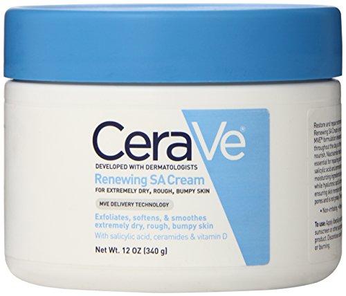 CeraVe Renewing System, SA Renewing Cream, 12