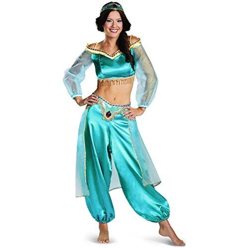 Disney Aladdin Jasmine Sassy Prestige Costume