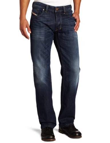 Diesel - Mens Larkee 801Z Denim Jeans, Size: 38W x 34L, Color: Denim
