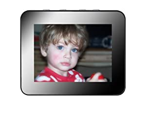 HP DF300A 3.5-Inch Portable Digital Picture Frame