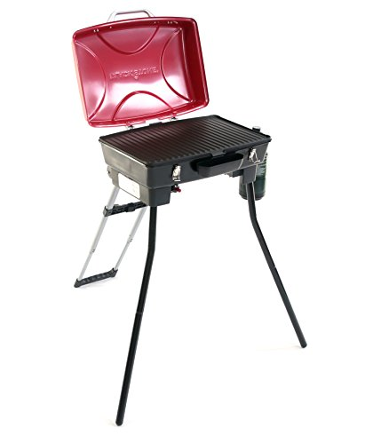 Blackstone Dash Portable Gas Grill, Red/Black (Small Portable Camping Grill compare prices)