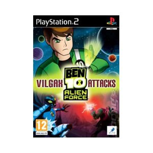Ben 10 Alien Force: Vilgax Attacks (PS2)