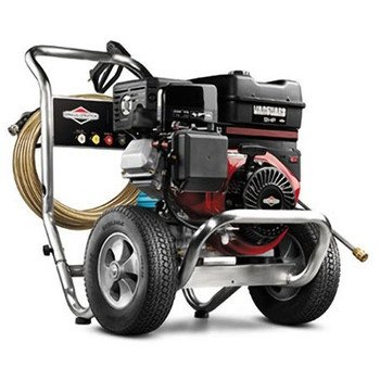 Professional 3700 PSI (Gas/Cold Water) Pressure Washer w/ CAT Pump
