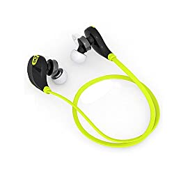 Bingo S1 Bluetooth Headset Black Green Best Quality