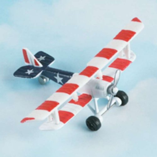 "Hot Wings Curtiss Jenny ""OLD GLORY"""