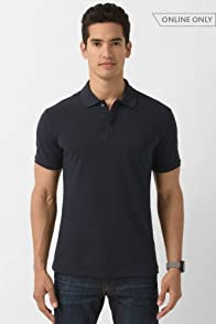 80th Short Sleeve Pique Polo with Embossed Croc