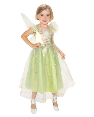 Tinkerbell Princess Kids Costume