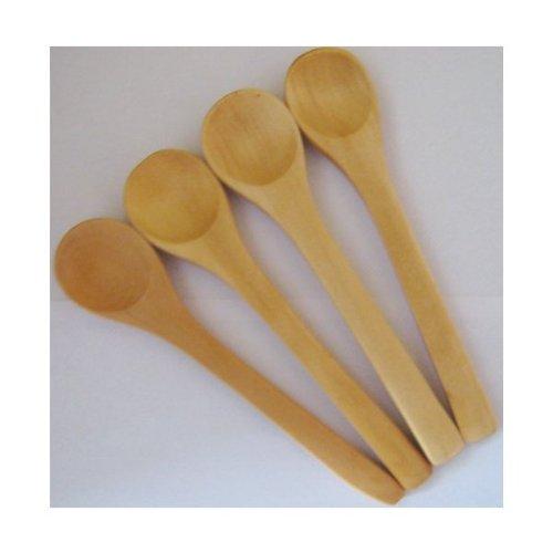 Children's Wooden Spoon (Set of 4) - 1