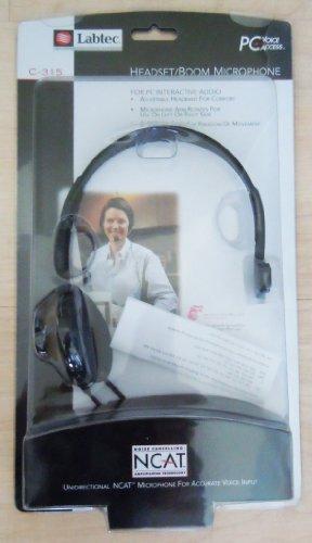 Labtec-C-315-Mono-Headset