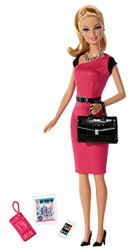 Barbie Entrepreneur Doll (Barbie I Can Be Dolls compare prices)