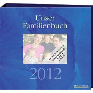 Unser Familienbuch 2012