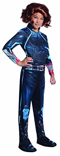 Rubie's Costume Avengers 2 Age of Ultron Child's Black Widow Costume, Large