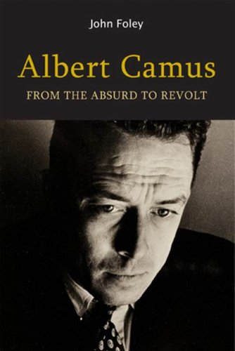 albert camus definition of the absurd man That's a question that albert camus dug with the term absurd, camus did he dismissed the idea of god and turned to creating one's own definition of.