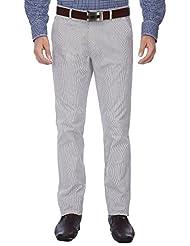 Vettorio Fratini Men's Flat Front Trouser