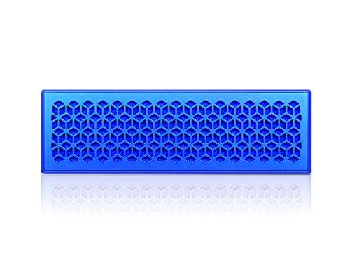CREATIVE MEDIA MUVO mini ブルーNFC Bluetooth 防水 防塵 バスラジエーター搭載 ポータブルスピーカー SP-MVM-BU