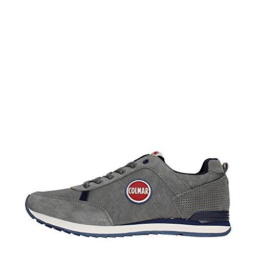 Colmar TRAVIS Sneakers Bassa Uomo Grigio 43