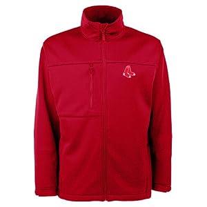 Boston Red Sox Traverse Jacket - XXX-Large by Antigua