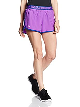 Under Armour Short Entrenamiento Perfect Pace (Morado / Azul)