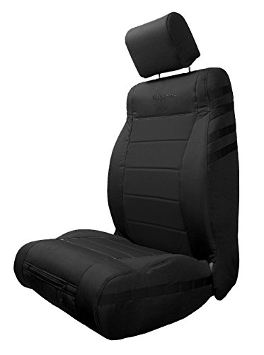 Amazon Trek Armor Jeep Seat Covers Black On Grey